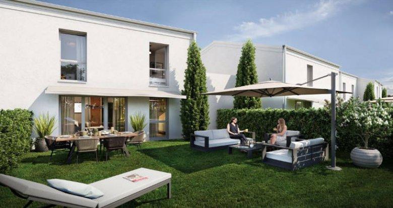 Achat / Vente appartement neuf Lormont quartier des 4 Pavillons (33310) - Réf. 5167