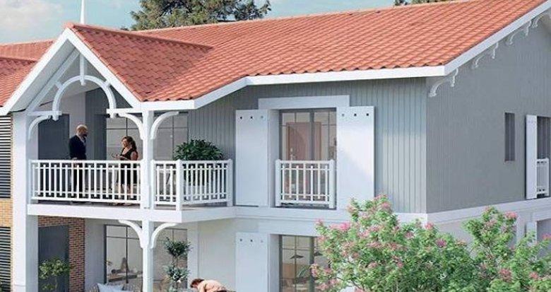 Achat / Vente appartement neuf Marcheprime proche écoles (33380) - Réf. 4183