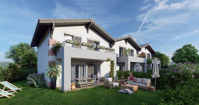 Achat / Vente appartement neuf Martignas-sur-Jalle à proximité du centre ville (33127) - Réf. 6284