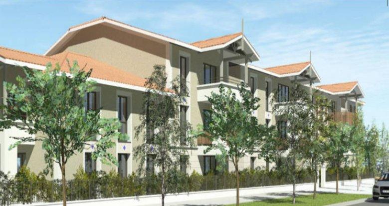 Achat / Vente appartement neuf Martignas-sur-Jalles entre Arcachon et Bordeaux (33127) - Réf. 4729
