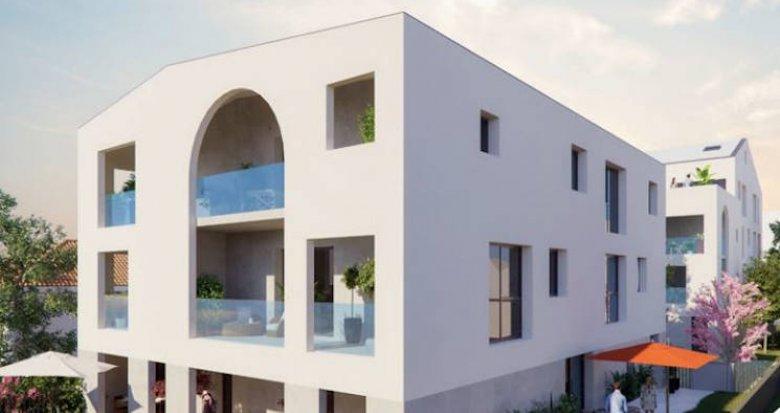 Achat / Vente appartement neuf Mérignac au pied des écoles (33700) - Réf. 4390