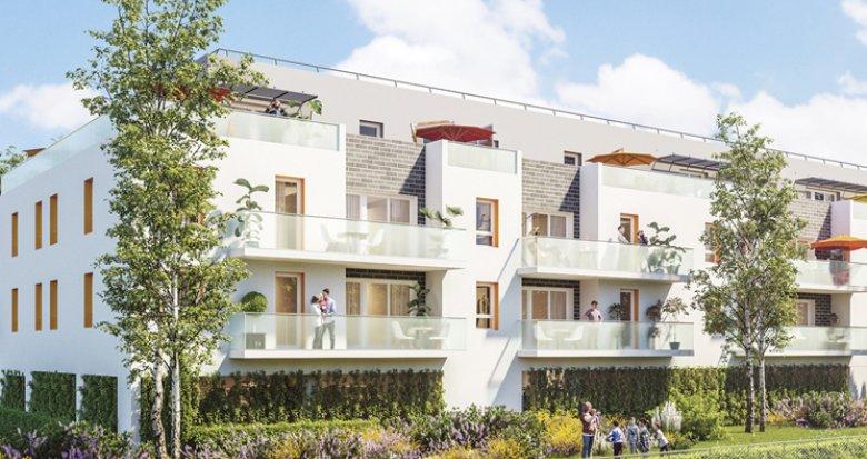 Achat / Vente appartement neuf Mérignac quartier du Chut (33700) - Réf. 2911