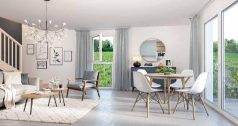 Achat / Vente appartement neuf Montussan secteur calme proche commerces (33450) - Réf. 4674