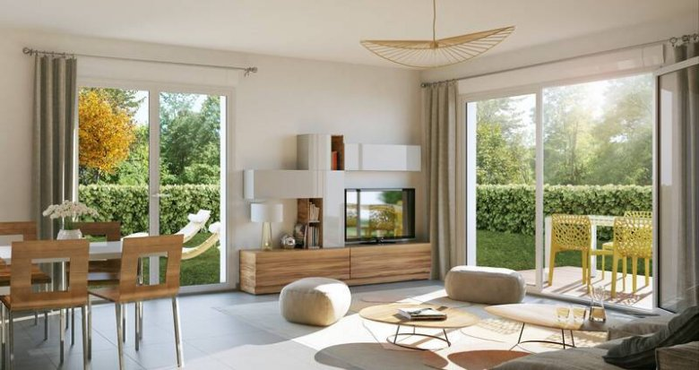 Achat / Vente appartement neuf Parempuyre à proximité du centre ville (33290) - Réf. 6281
