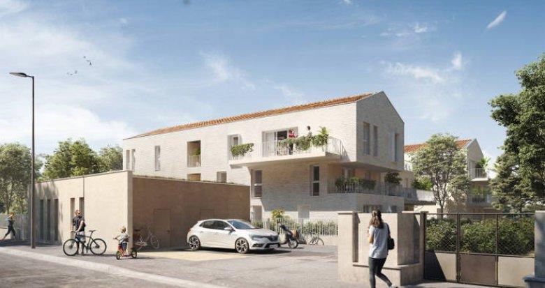 Achat / Vente appartement neuf Pessac à 400m du Tram B Doyen Brus (33600) - Réf. 5328