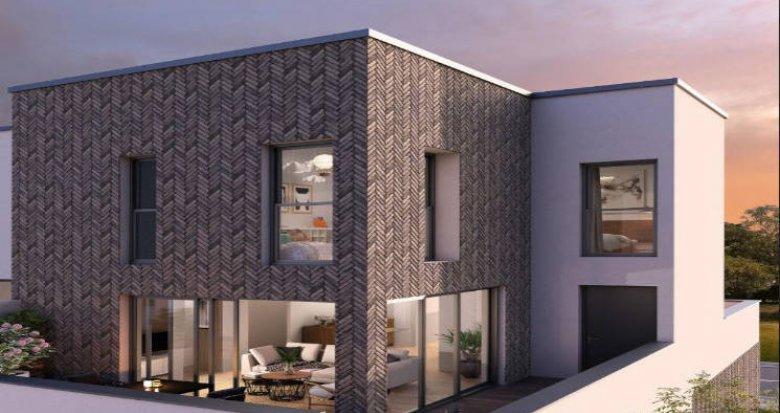 Achat / Vente appartement neuf Pessac à 5 minutes du centre commerçant (33600) - Réf. 5107