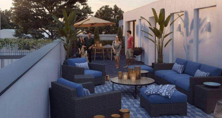 Achat / Vente appartement neuf Pessac cœur centre-ville (33600) - Réf. 4657
