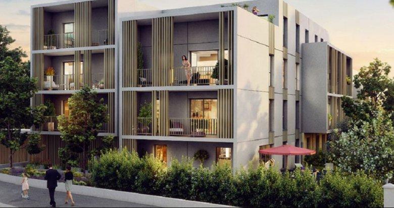 Achat / Vente appartement neuf Pessac entre Haut Lévêque et Alouette (33600) - Réf. 2342
