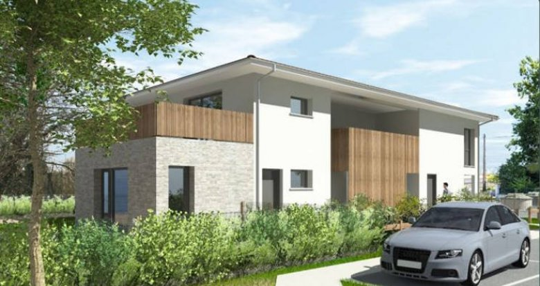 Achat / Vente appartement neuf Pessac proche Gazinet (33600) - Réf. 6011