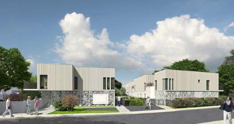 Achat / Vente appartement neuf Pessac quartier du Monteil (33600) - Réf. 5310