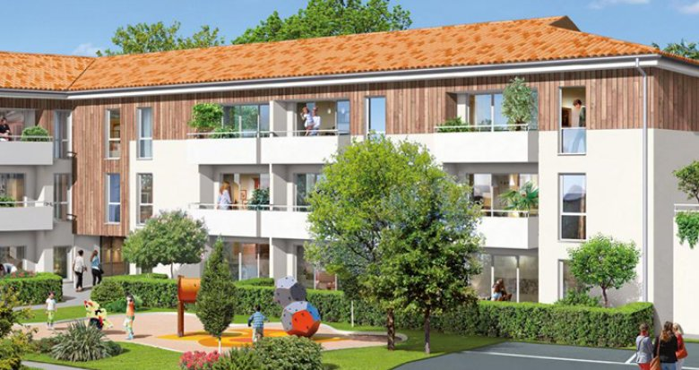 Achat / Vente appartement neuf Pompignac, proche Mairie (33370) - Réf. 946