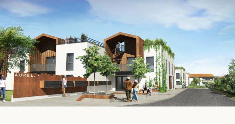 Achat / Vente appartement neuf Saint-Médard-en-Jalles quartier Picot (33160) - Réf. 3632