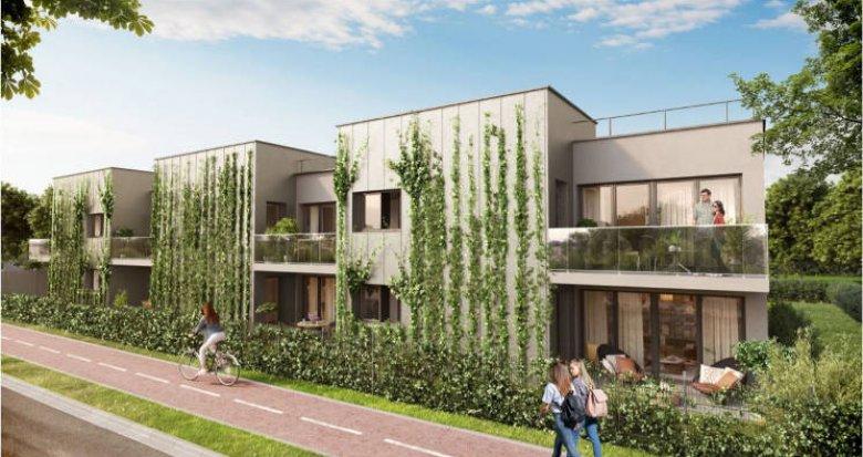 Achat / Vente appartement neuf Talence proche commodités (33400) - Réf. 5058