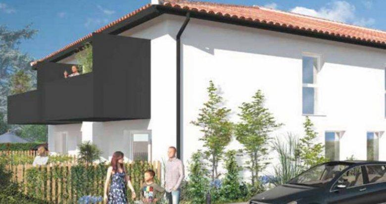Achat / Vente appartement neuf Vayres sur la rive gauche de la Dordogne (33870) - Réf. 4381