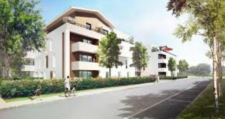 Achat / Vente appartement neuf Villenave-d'Ornon aux portes de Bordeaux (33140) - Réf. 2380