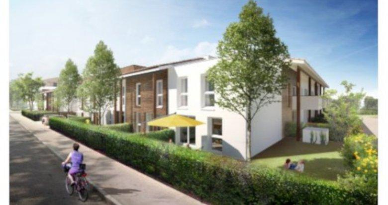 Achat / Vente appartement neuf Villenave d'Ornon proche centre-ville (33140) - Réf. 4610