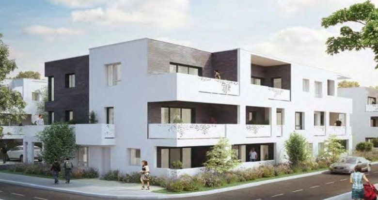 Achat / Vente appartement neuf Villenave-d'Ornon proche centre-ville et commerces (33140) - Réf. 581