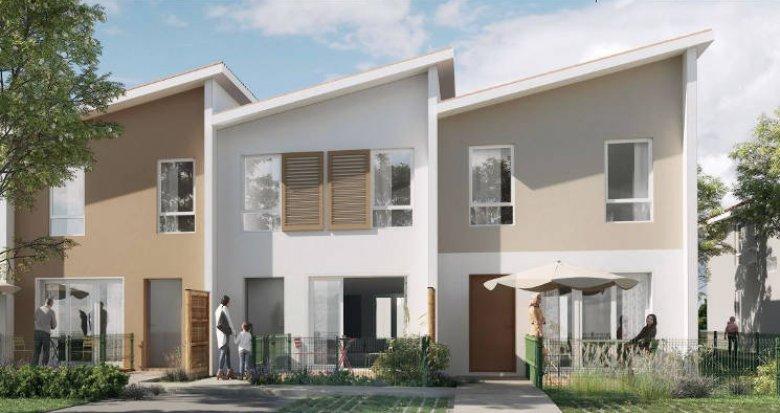 Achat / Vente appartement neuf Villenave-d'Ornon proche école Jules Ferry (33140) - Réf. 3401
