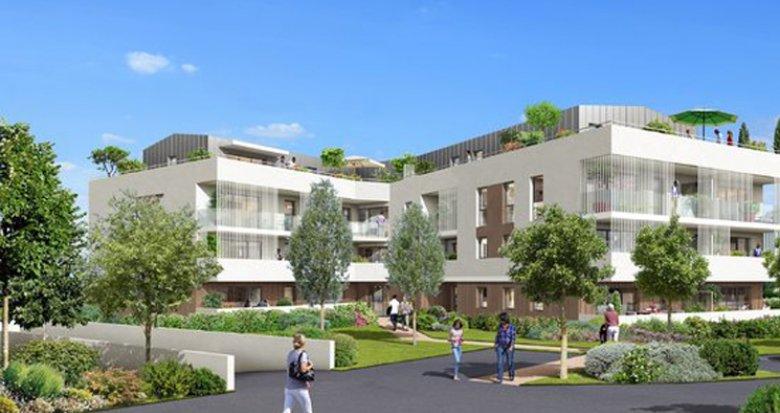 Achat / Vente appartement neuf Villenave-d'Ornon proche Parc Sourreil (33140) - Réf. 2514