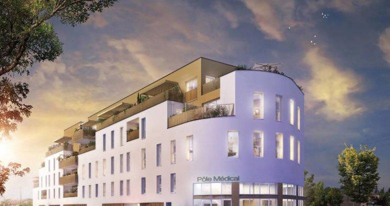 Achat / Vente appartement neuf Villenave-d'Ornon à 15 min du centre bordelais (33140) - Réf. 5112