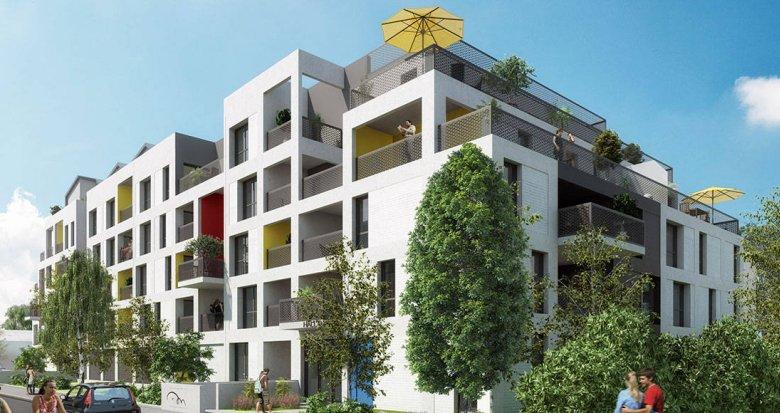 Achat / Vente appartement neuf Villenave d'Ornon, à 800m Tram Pont de la Maye (33140) - Réf. 6139