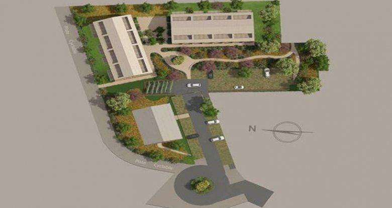 Achat / Vente appartement neuf Villenave d'Ornon à deux pas du Parc Sourreil (33140) - Réf. 6000