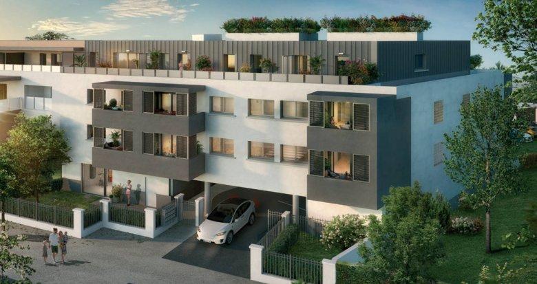 Achat / Vente appartement neuf Villenave d'Ornon aux portes de Bordeaux (33140) - Réf. 6214