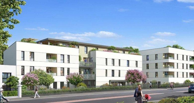 Achat / Vente appartement neuf Villenave-d'Ornon proche quartier Vieux-Bourg (33140) - Réf. 5035