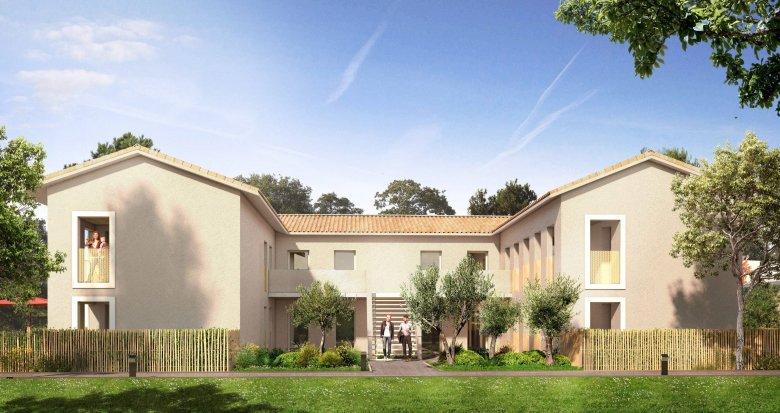Achat / Vente appartement neuf Villenave d'Ornon proche Stade Trigant (33140) - Réf. 6114
