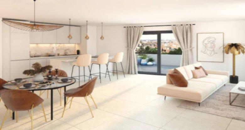 Achat / Vente appartement neuf Villenave-d'Ornon proche stade Trigant (33140) - Réf. 5829