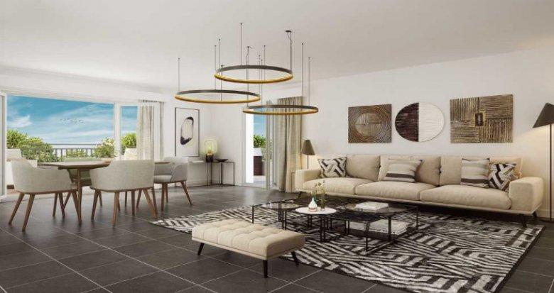 Achat / Vente appartement neuf Villenave-d'Ornon proche tramway (33140) - Réf. 5048