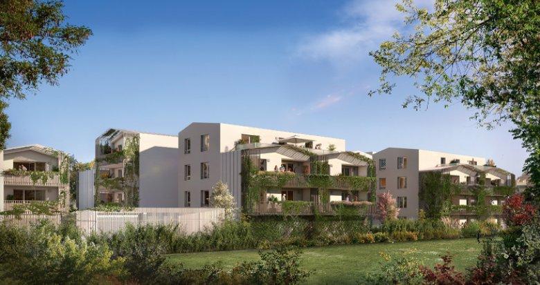 Achat / Vente appartement neuf Villenave d'Ornon quartier du vieux bourg (33140) - Réf. 5128