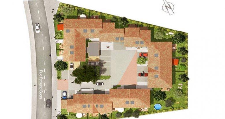 Achat / Vente appartement neuf Villenave-d'Ornon secteur pavillonnaire (33140) - Réf. 4642